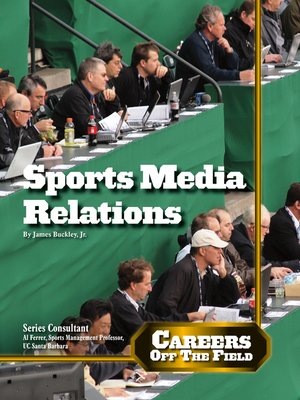 cover image of Sports Media Relations