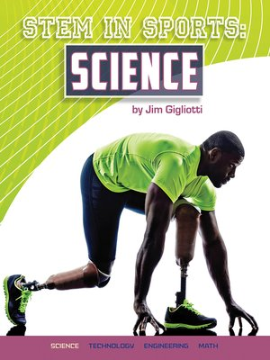 cover image of STEM in Sports: Science