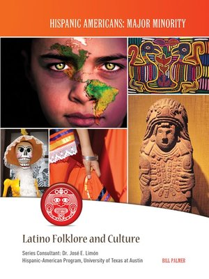 cover image of Latino Folklore and Culture