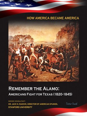 cover image of Remember the Alamo