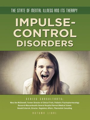 cover image of Impulse-Control Disorders