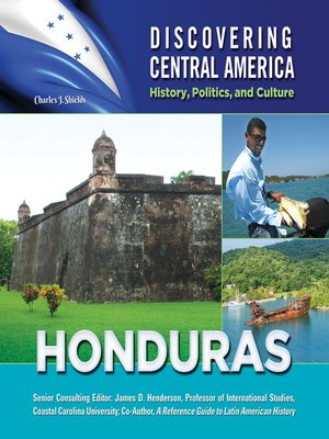 cover image of Honduras