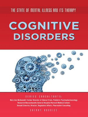 cover image of Cognitive Disorders