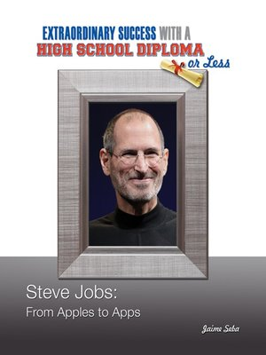 cover image of SteveJobs