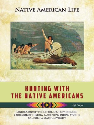 cover image of Hunting With the Native Americans