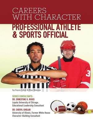 cover image of Professional Athlete & Sports Official