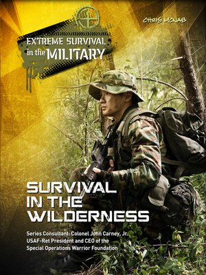 cover image of Survival in the Wilderness