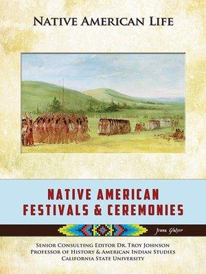 cover image of Native American Festivals & Ceremonies