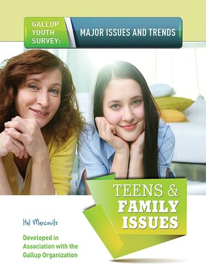 cover image of Teens & Family Issues
