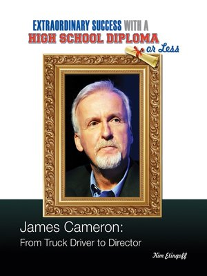 cover image of James Cameron