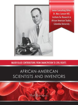 cover image of African American Scientists and Inventors