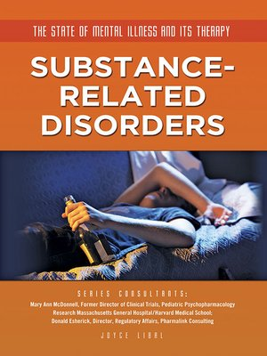 cover image of Substance-Related Disorders