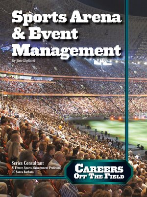 cover image of Sports Arena and Event Management