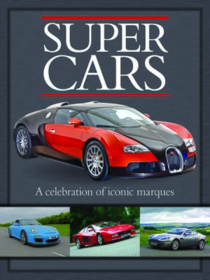 cover image of Supercars