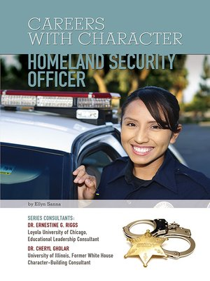 cover image of Homeland Security Officer