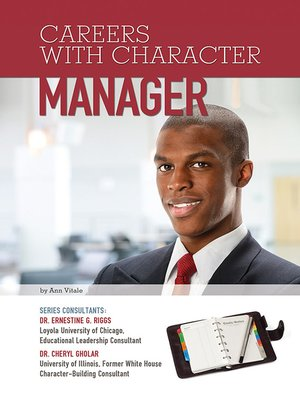 cover image of Manager