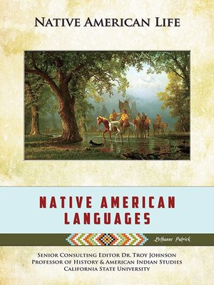 cover image of Native American Languages