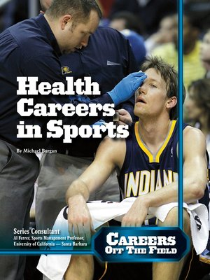 cover image of Health Careers in Sports