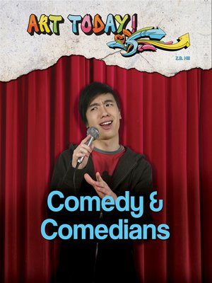 cover image of Comedy & Comedians