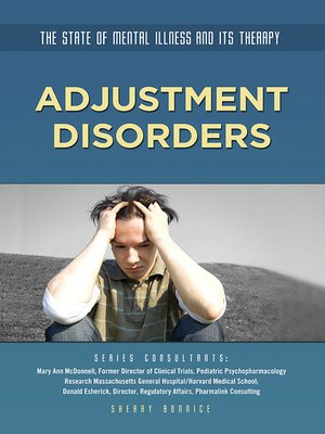 cover image of Adjustment Disorders