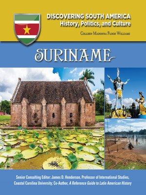 cover image of Suriname