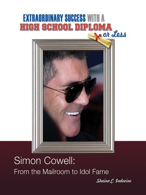 cover image of Simon Cowell