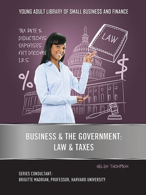 cover image of Business & the Government