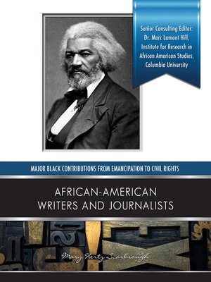 cover image of African American Writers and Journalists