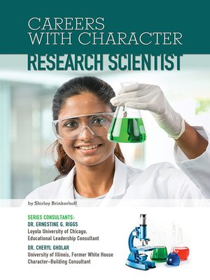 cover image of Research Scientist