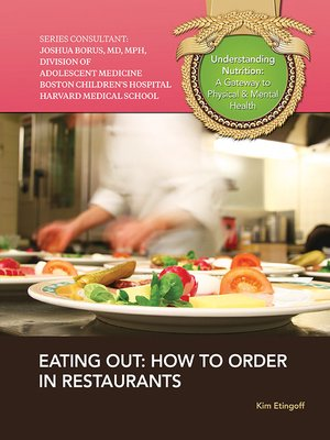 cover image of Eating Out