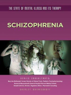 cover image of Schizophrenia