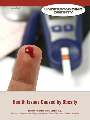cover image of Health Issues Caused by Obesity