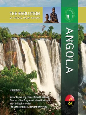 cover image of Angola