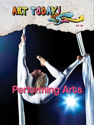 cover image of Performing Arts