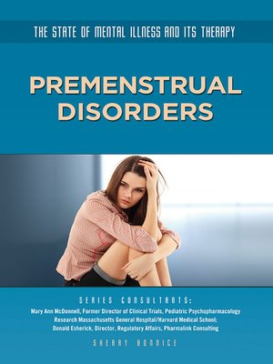 cover image of Premenstrual Disorders