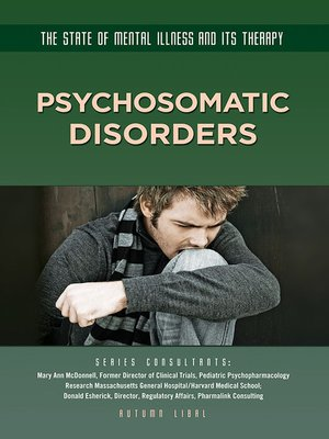 cover image of Psychosomatic Disorders