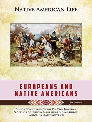 cover image of Europeans and Native Americans