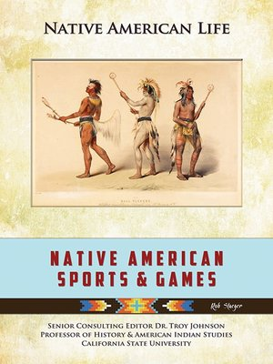 cover image of Native American Sports & Games