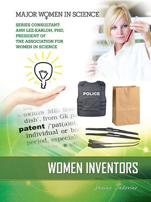 cover image of Women Inventors