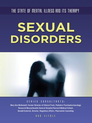 cover image of Sexual Disorders