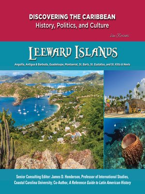 cover image of Leeward Islands