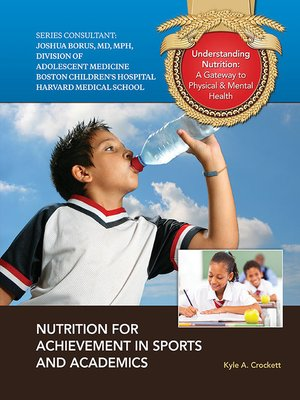 cover image of Nutrition for Achievement in Sports and Academics