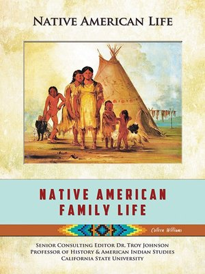 cover image of Native American Family Life