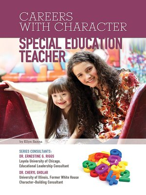 cover image of Special Education Teacher