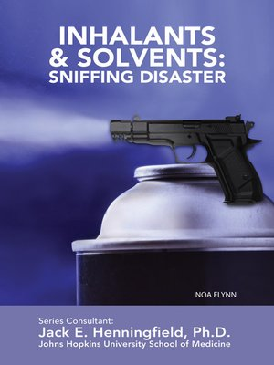 cover image of Inhalants & Solvents