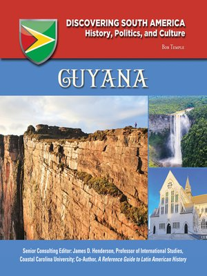 cover image of Guyana