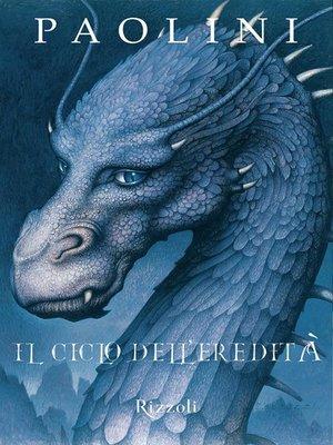 cover image of Il ciclo dell'eredità