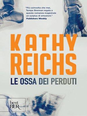 cover image of Le ossa dei perduti
