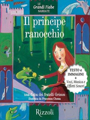 cover image of Il principe ranocchio