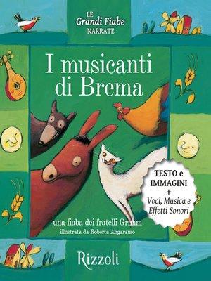cover image of I musicanti di Brema